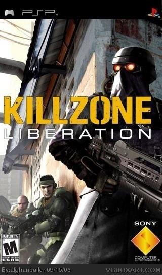Killzone liberation psp iso