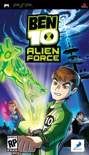 Ben 10: Alien Force - Fun Online Game - Games HAHA