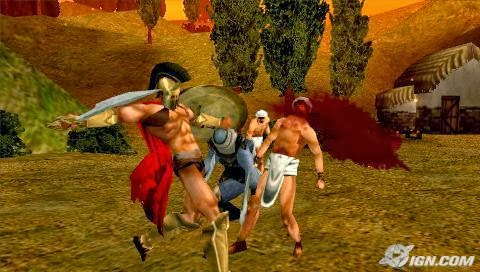 300 March To Glory Psp Action Game Free Download Free Download